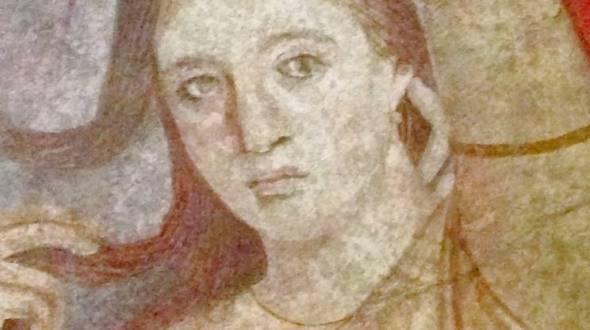 una-delle-29-figure-formanti-laffresco-del-triclino-uno-dei-piu-straordinari-dipinti-murali-dellantichita