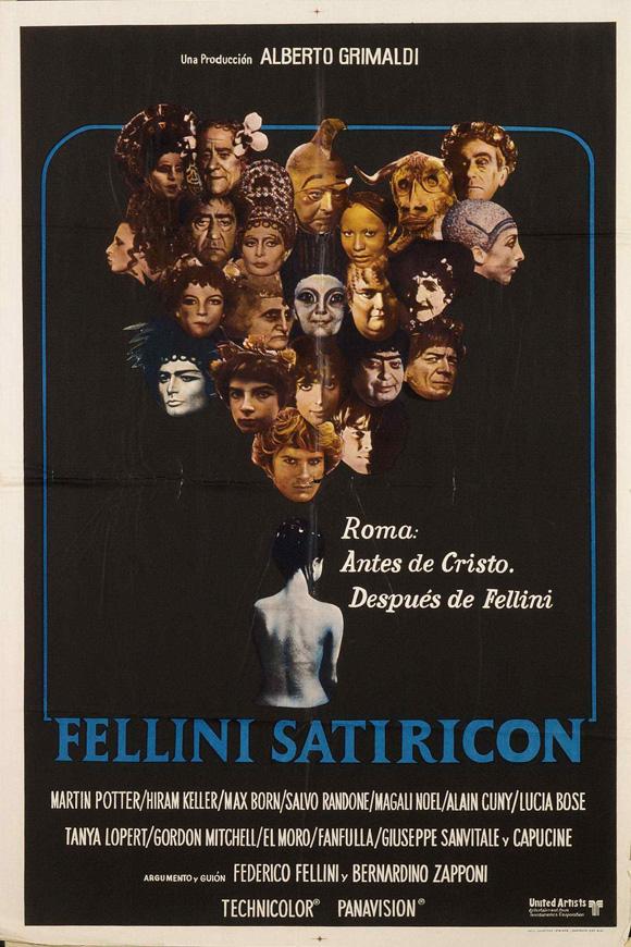 fellini-satyricon-poster