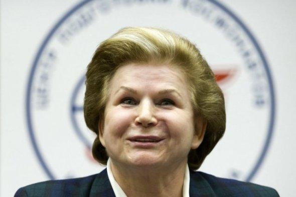 Valentina Vladimirovna Tereškova