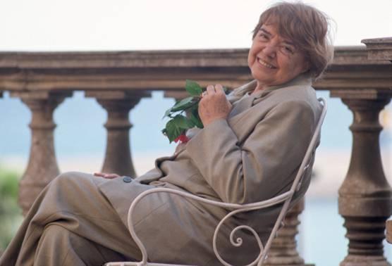 Fernanda Pivano. Saggista, traduttrice e scrittrice italiana (Genova 1917 - Milano 2009)