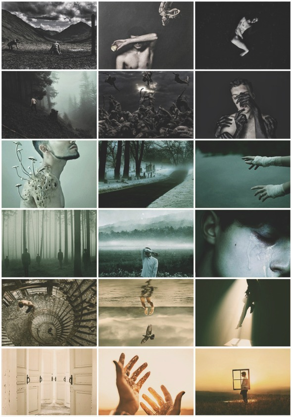 Divine Comedy, aesthetic